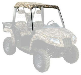 Arctic Cat 2006 2010 Prowler 2011 HDX Advantage Max 4 HD Camo Soft Top