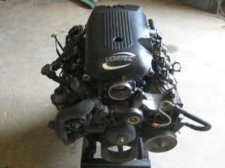 Chevy Silverado Suburban Tahoe GMC Sierra Yukon 5.3 Engine 160K Miles