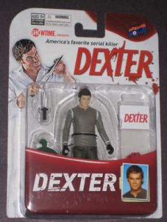 INCH ACTION FIGURE MICHAEL C. HALL SHOWTIME IN STOCK LIMITED