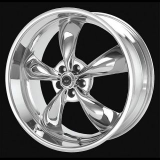 20 inch American Racing Torq Thrust M Staggered wheels