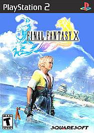 Final Fantasy X in Video Games & Consoles