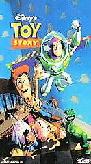 Toy Story (VHS, 1996)