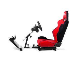 PlayStation3 OpenWheeler Race Seat Driving Simulator Gaming Chair Sim