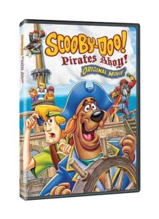 Scooby Doo   Pirates Ahoy (DVD)