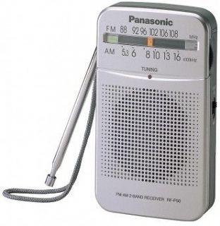 New Panasonic   RF P50   Portable Pocket Radio Aus seller