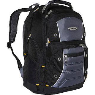 "Targus Drifter II 16"" Laptop Backpack   Black/Grey"