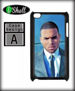 CHRIS BROWN FORTUNE F.A.M.E IPOD TOUCH 4 4G 4TH GEN IPHONE HARD CASE