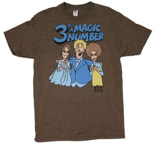 Is A Magic Number   Schoolhouse Rock Sheer T shirt
