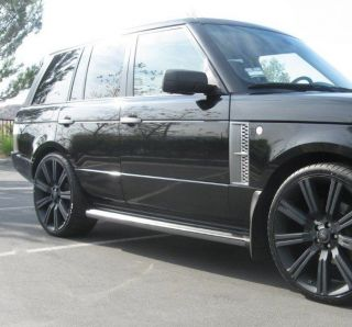 2003 Range Rover 24 wheels rims brand new set of four compare to 22