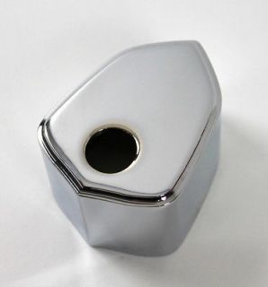 2006 2013 Smooth Chrome Ignition Switch Cover Harley Street Road Glide