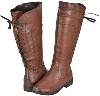 Yoki Graham 08 Brown Women Riding Boots