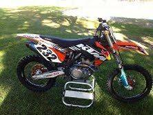 2013 KTM SX SXF DIRT BIKE Graphics kit