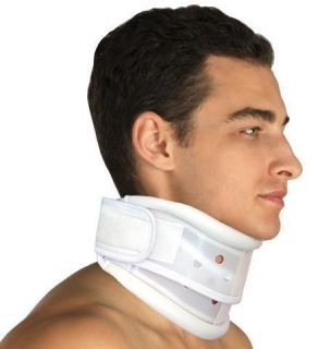 DELUXE Adjustable CERVICAL COLLAR Head Support Medical Neck Injury