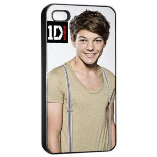 1D One Direction Louis Tomlinson iphone 4/4s Cover Case