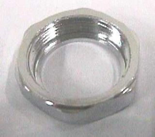 face nut starter button chrome plated metal for Peterbilt 359 379