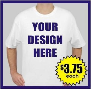 custom screen printed shirts in Specialty Services