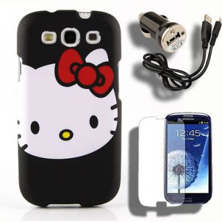 samsung galaxy s3 hello kitty case in Cases, Covers & Skins