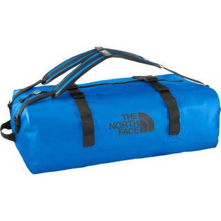 The North Face WATERPROOF DUFFEL BAG Medium 40L Blue Kayaking Kitbag