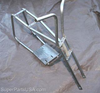 Mini Bike Frame Front Fork Kit New 3545