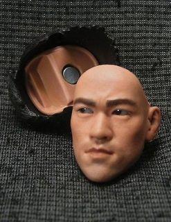 Hot 1/6 Enterbay Bruce Lee Head #1 DX Toys Rambo T800 Batman Bane Thor