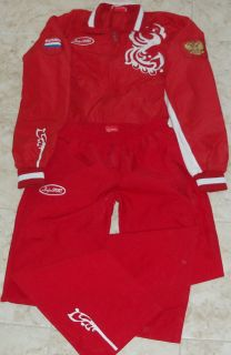 RUSSIA AUTHENTIC UNIFORM BY BOSCO SPORT