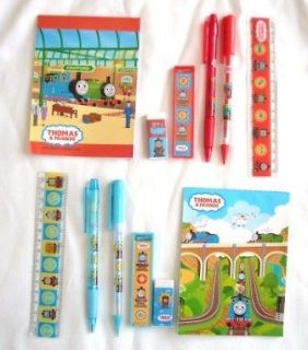 12 Thomas Tank Engine & Friends Stationery Gift Set School Party Favor