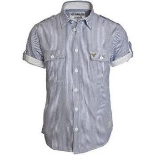 short sleeve white dress shirt in Dress Shirts