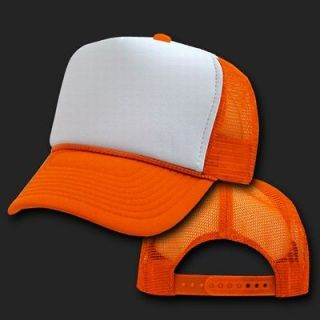 blank trucker hats in Mens Accessories