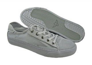 New Creative Recreation Men Kaplan V white mesh Fashion Sneakers US 7