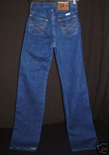 Vintage DEE CEE Straight Leg Jeans 26x34 26 x 34 Talon