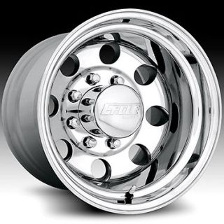 16 X 7 AMERICAN EAGLE ALLOY POLISHED 058 0589 WHEELS RIMS 5 6 8 LUG