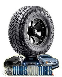 24 New Nitto Trail Grappler Tires Qty 4 Mud Terrain Tires 38/13.50R24
