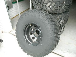 35 12.50 15 Mickey Thompson Baja Claws with wheels