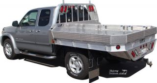 Pickups, All size flat beds, Aluminum made for Ford Dodge GMC Chevy