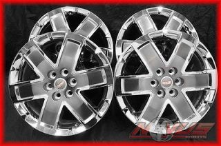 LTZ Chevy SS Sliverado 1500 Denali Yukon Wheels Rims Satin Black Set