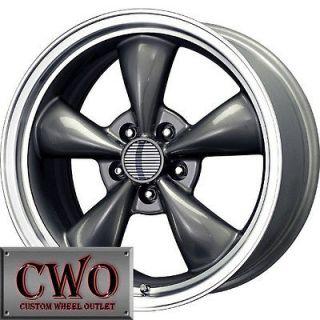 Replica Bullitt Wheels Rims 5x114.3 5 Lug Mustang 350Z G35 Crown Vic