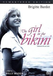 The Girl in the Bikini DVD, 2007, Collectors Edition