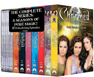 Charmed   The Complete Series DVD, 2007, Multiple Disc Set