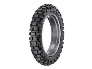 Dunlop Motorcycle Tire Rear D606 130/90R 18 Husqvarna TE450 2006 2010