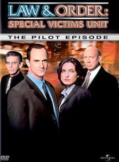 Law Order Special Victims Unit   The Premiere Episode DVD, 2003