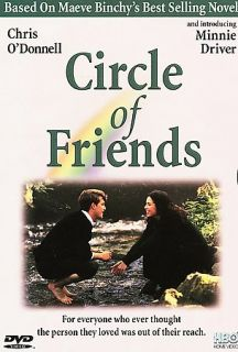 Circle of Friends DVD, 1998, Widescreen