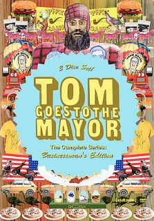 Tom Goes to the Mayor The Complete Series DVD, 2007, 3 Disc Set
