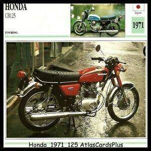honda cb 125 twin in Motorcycle Parts
