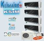 +1X18K BTU/Hr 16SEER Mini Split Ductless Air Conditioner & Heat Pump
