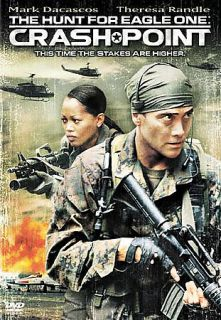 The Hunt for Eagle One   Crash Point DVD, 2006