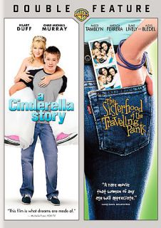 Story Sisterhood of the Traveling Pants DVD, 2007, 2 Disc Set