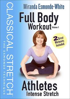 Classical Stretch   Full Body Workout Athletes Intense Stretch DVD