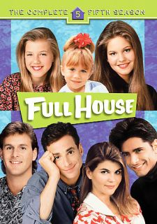 Full House   The Complete Fifth Season DVD, 2006, 4 Disc Set