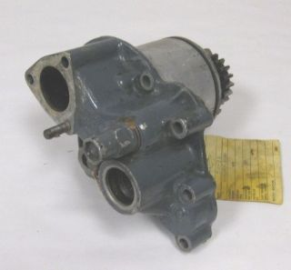 Pratt & Whitney R 2800 Aircraft Engine Oil Pump, PN 212735