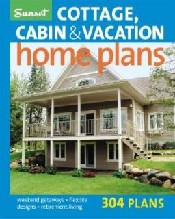 Cottages, Cabins and Vacation Home Plans 2007, Paperback, Revised